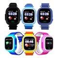 Q90 GPS Детские Смарт-часы телефон положение детские часы анти-потерянный SOS трекер местоположения вызова для смарт-детей безопасные часы