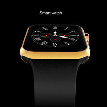 Smartwatch Bluetooth Smart watch Armbanduhr für Apple iPhone IOS Android Telefon Intelligente Uhr Sportuhr Anrufe SMS Erinnerung