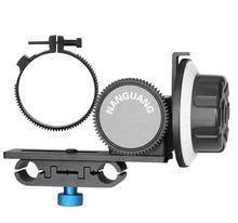 Follow focus finder CN-90F Follow-focus with Gear Ring Belt for Canon Nikon DSLR Cameras Camcorders