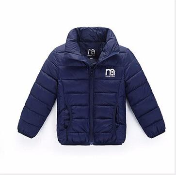 Bibicola gils boys winter jcaket coat baby toddler winter casual clothes baby girls boys winter cotton outwear new style newborn