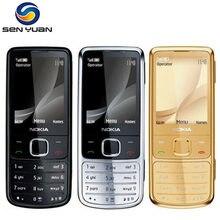 Oryginalny odblokowany telefon komórkowy Nokia 6700 Classic GPS 5MP 6700c obsługa klawiatury angielskiej/rosyjskiej/arabskiej