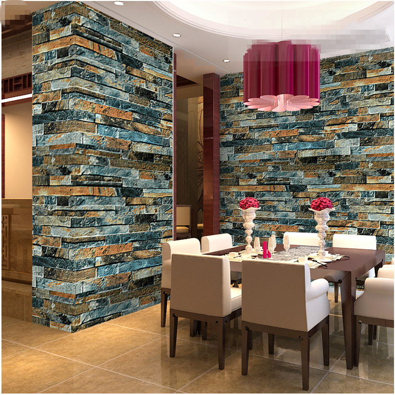 Brick 3d wallpaper picture more detailed picture about for 3d wallpaper in room