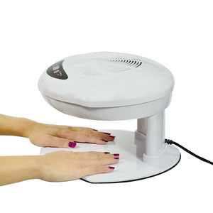 Image 1 - 400W High Power Nail Polish Dryer Nail Fan Manicure Tool Nail Art Equipment Fast Curing Nail Lamp