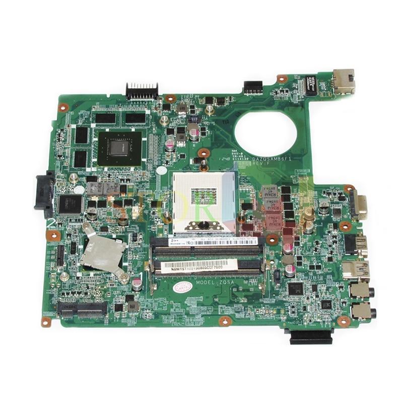купить NOKOTION for acer aspire E1-471G laptop motherboard DAZQSAMB6E0 NBM1S11001 HM77 GT630M DDR3 недорого