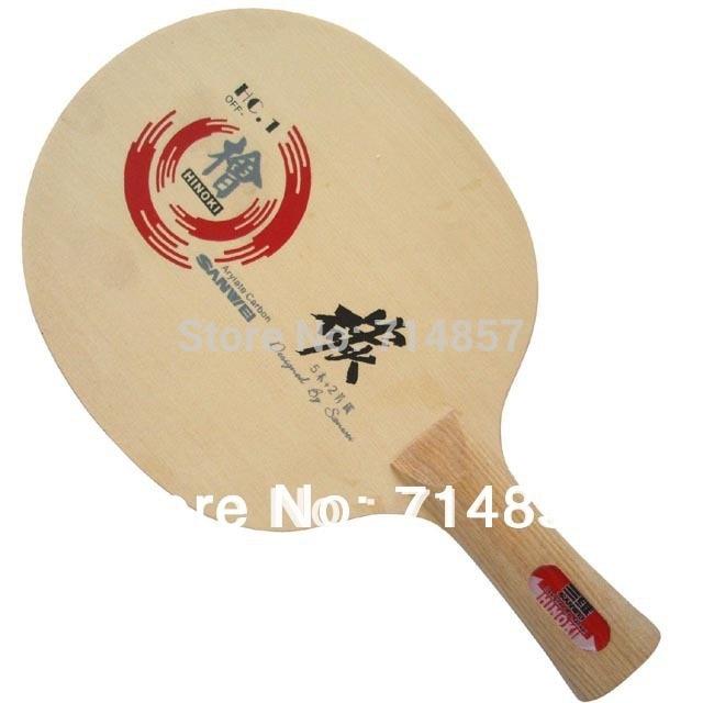 Sanwei HC.1 HC 1 HC-1 HC1 table tennis pingpong blade