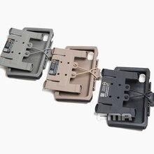 FMA Molle мобильный чехол для IPHONE XS Max TB1324 Открытый тактический охотничий жилет стиль мобильный чехол для телефона