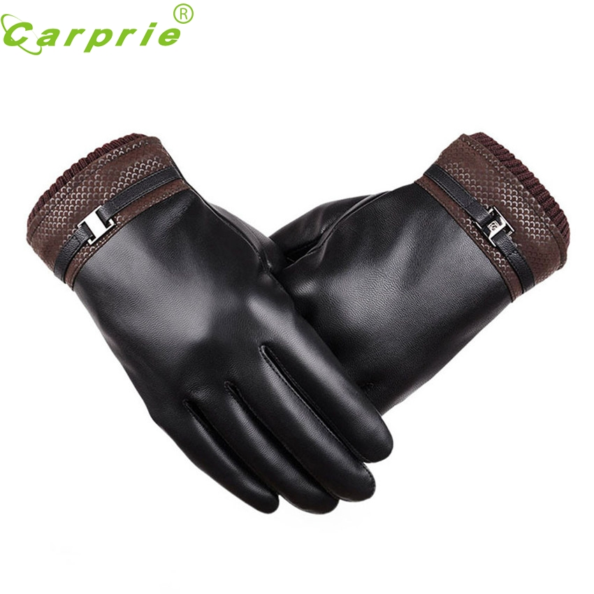 CARPRIE Super drop ship New Fashion Motorcycle Luxury Men Touch Screen Winter Cycling Outdoor Sports Warm Gloves Mar716