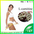 Hot sale! The safety food Slimming L-carnitine Capsule good effect 500mg*200pcs/lot