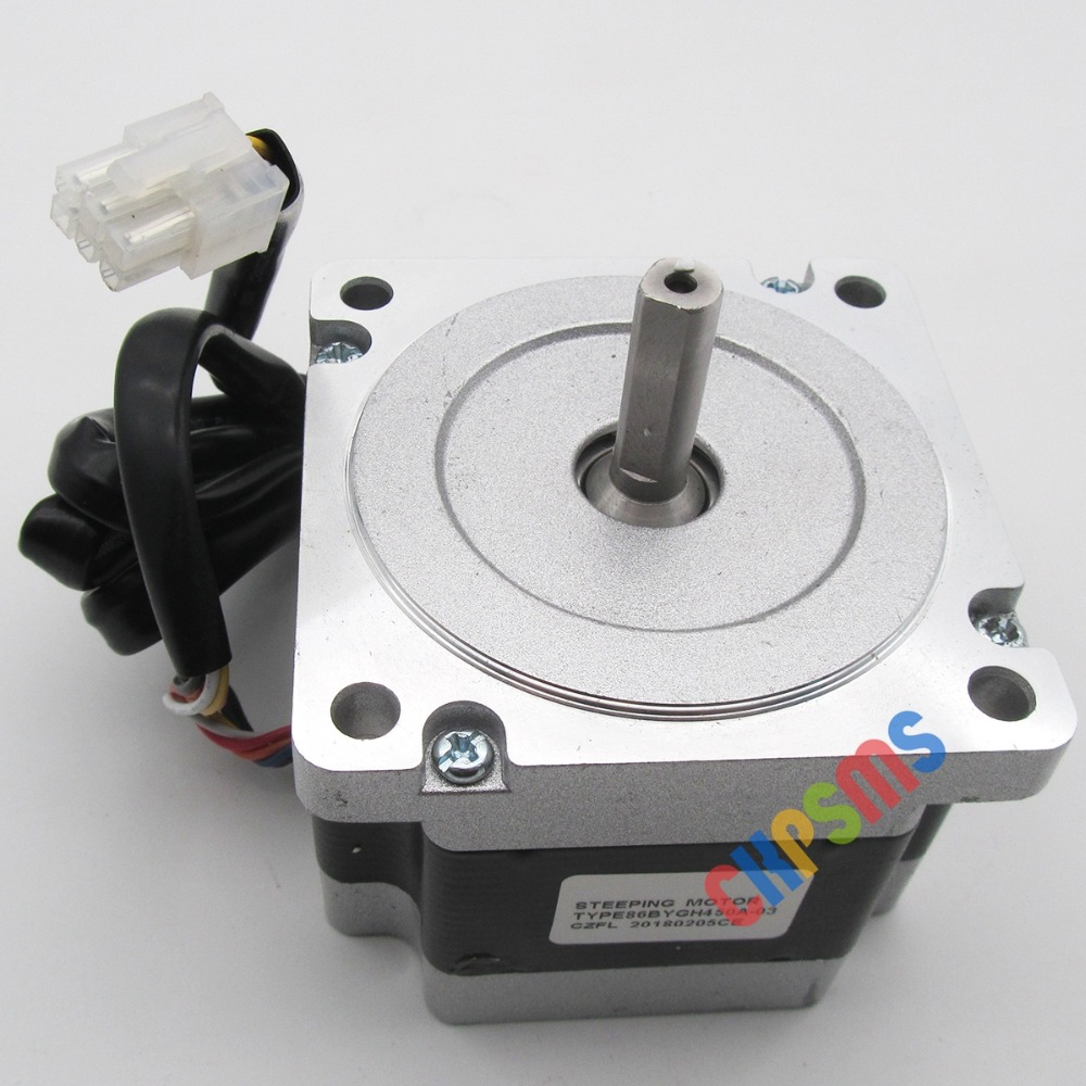 1 PCS 400 06861 X FEED STEPPING MOTOR FIT FOR JUKI LK1900A SEWING MACHINE