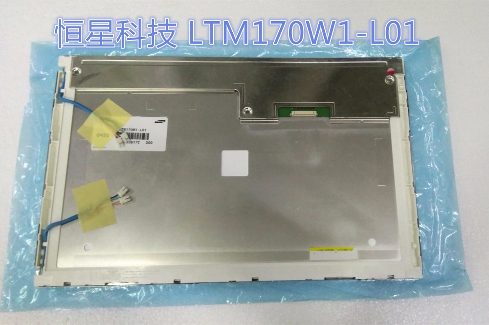 LTM170W1-L01 LCD display screens hm185wx1 400 lcd display screens
