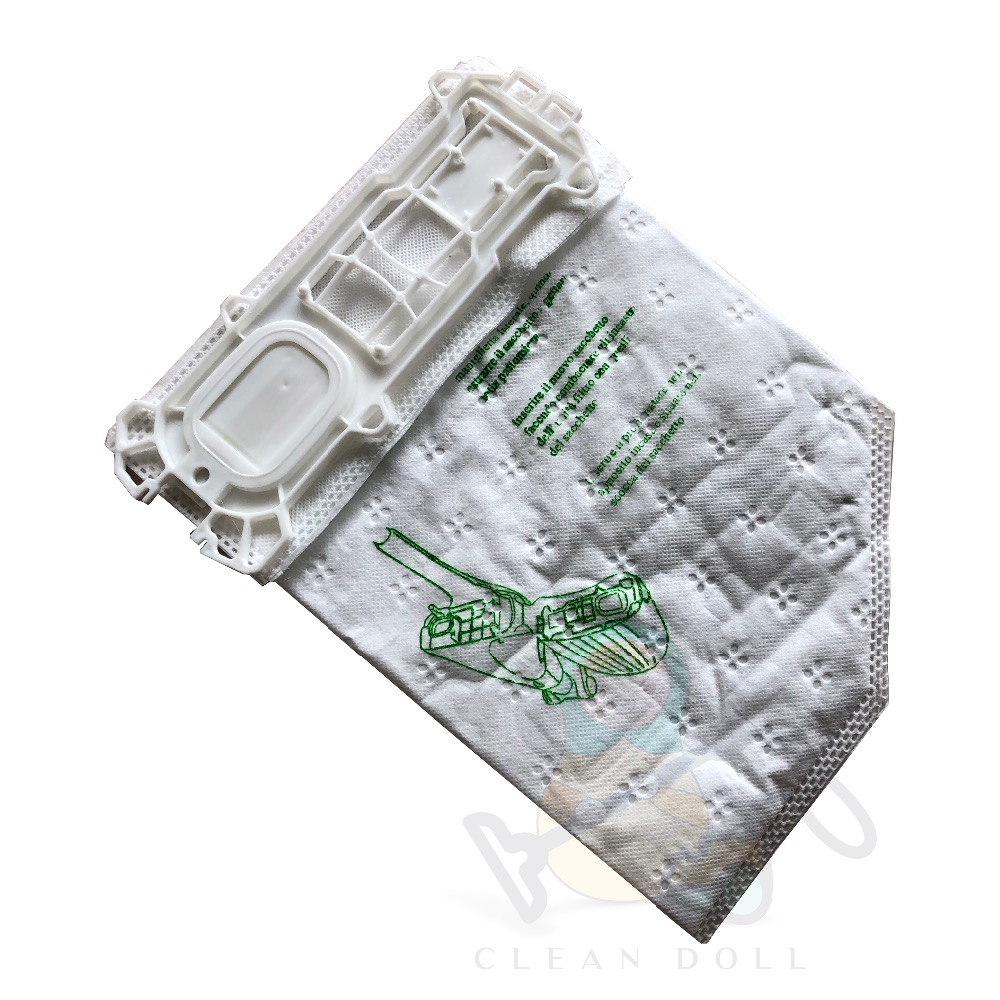Multi-sets HEPA filter motor protection filter freshener dust Bags for vacuum cleaner Folletto Vorwerk Kobold VK135 VK136 VK369
