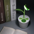 NEW USB Eye-care Anti-glare LED Light Desk Lamp Kids Touch-sensitive Dimmable 3 Level With Pen Holder