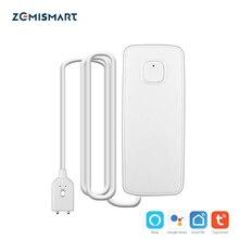 WIFI Flut Leck Sensor Smart Home Wasser Detektor WiFi Tuya Smart Leben APP Control Intelligente Smart Home