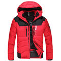 Rlx2016 winter new men down jacket More authentic eiderdown outerwear  leisure brief paragraph coat