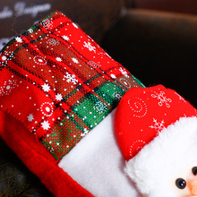 Ozdobna skarpeta Bożonarodzeniowa