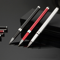 30pcs Capacitive Ballpoint Pen Kalem metal Pens for Writing Multifunction Stylo Boligrafos Creativo Caneta Stationery penna 3658