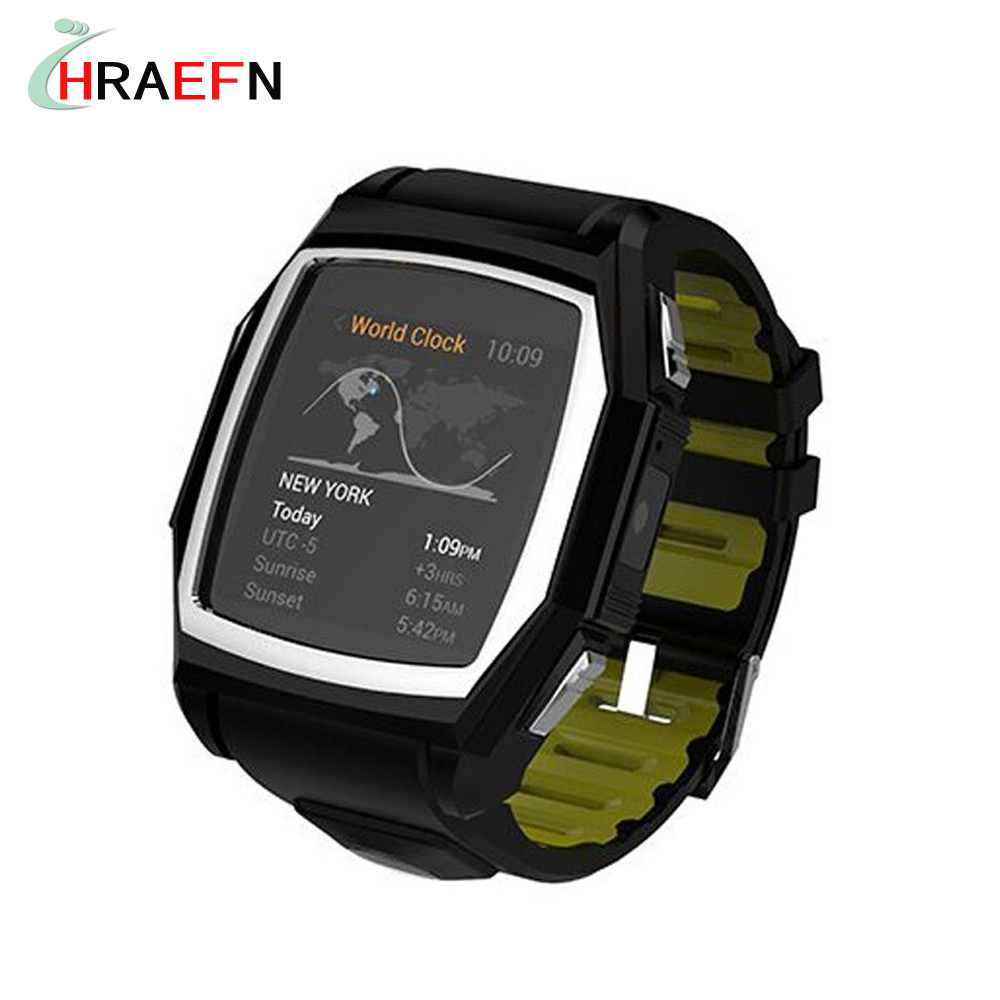 Smart Watch GT68 GPS tracker SOS IP57 Waterproof Smartwatch heart rate monitor bluetooth wristwatch for IOS Android PK GT08 KW88 gps tracker watch heart rate smart bracelet watch heart rate monitor personal android and ios tracker multi mode locating