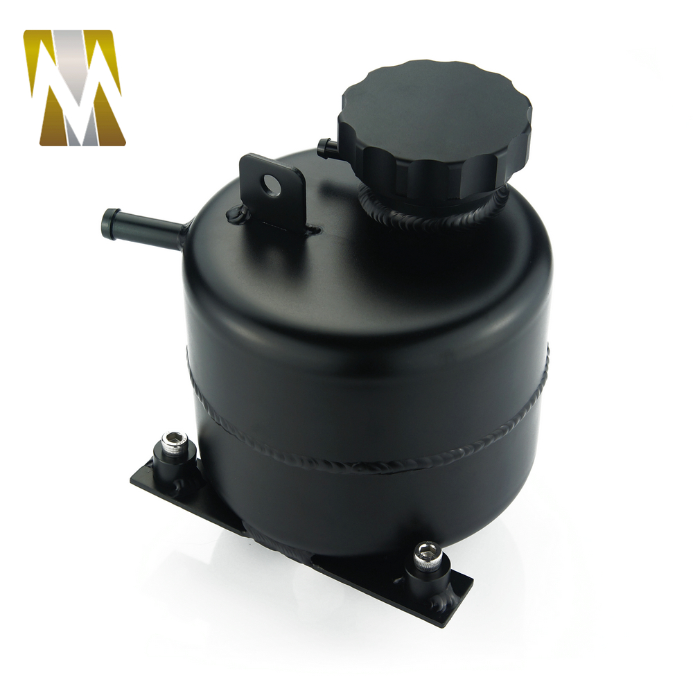 купить For MINI Cooper S Convertible R52 R53 2002-2008 Radiator Cooling Coolant Water Overflow Expansion Tank Aluminum Alloy по цене 3688.18 рублей