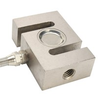 1PC S TYPE Beam Load Cell Scale Sensor Weighting Sensor 1000kg/22CWT With Cable Active Components Sensors
