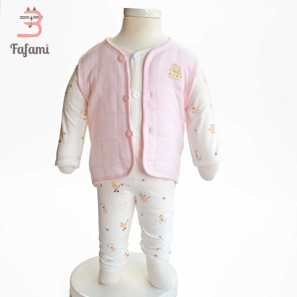 6088c0b7d Detail Feedback Questions about 2018 Baby Girl Winter Clothes Cotton ...