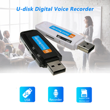 Мини цифровой диктофон u-диск цифровой аудио диктофон ручка зарядное устройство USB флеш-накопитель Поддержка 32 ГБ Micro SD TF карта