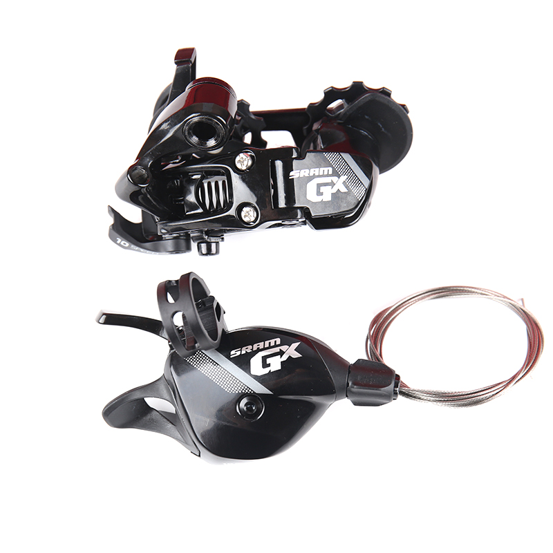 SRAM GX 10 Speed Trigger Shifter Lever Rear Derailleur Short Cage for 1x10 Speed only 36T