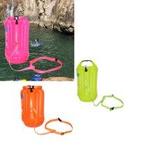 20L Waterproof PVC Dry Bags for Outdoor Diving Foldable Man Women Beach Swimming Bag Rafting River Ocean backpack