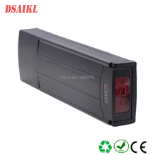 Electric Bike rear rack Battery 24V 10Ah 12ah 14ah 15ah 17Ah 20Ah ebike lithium battery