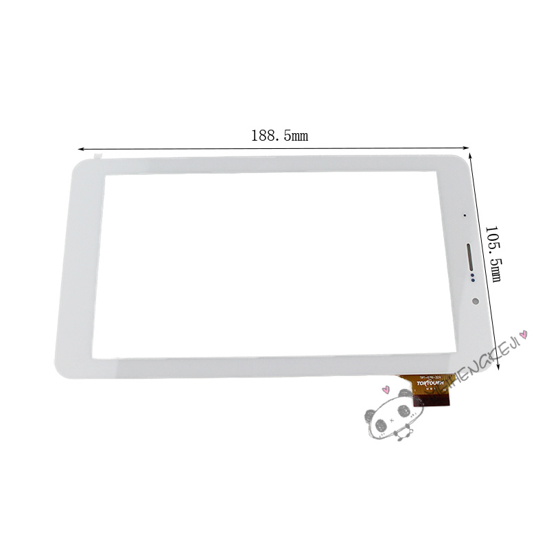 New 7 Tablet TPT-070-324 Touch screen digitizer panel replacement glass Sensor Free Shipping original touch screen panel digitizer glass sensor replacement for ctp274 070 a tablet free shipping