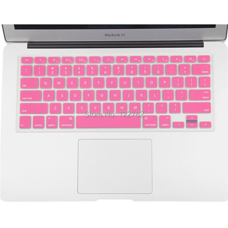 Color Macbook Air Keyboard