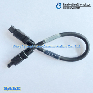 Image 4 - Made in China FSM 60S fsm 60R fsm 18S fsm 18R Fusion Splicer charging cable BTR 08 Cable  battery charge DCC 14