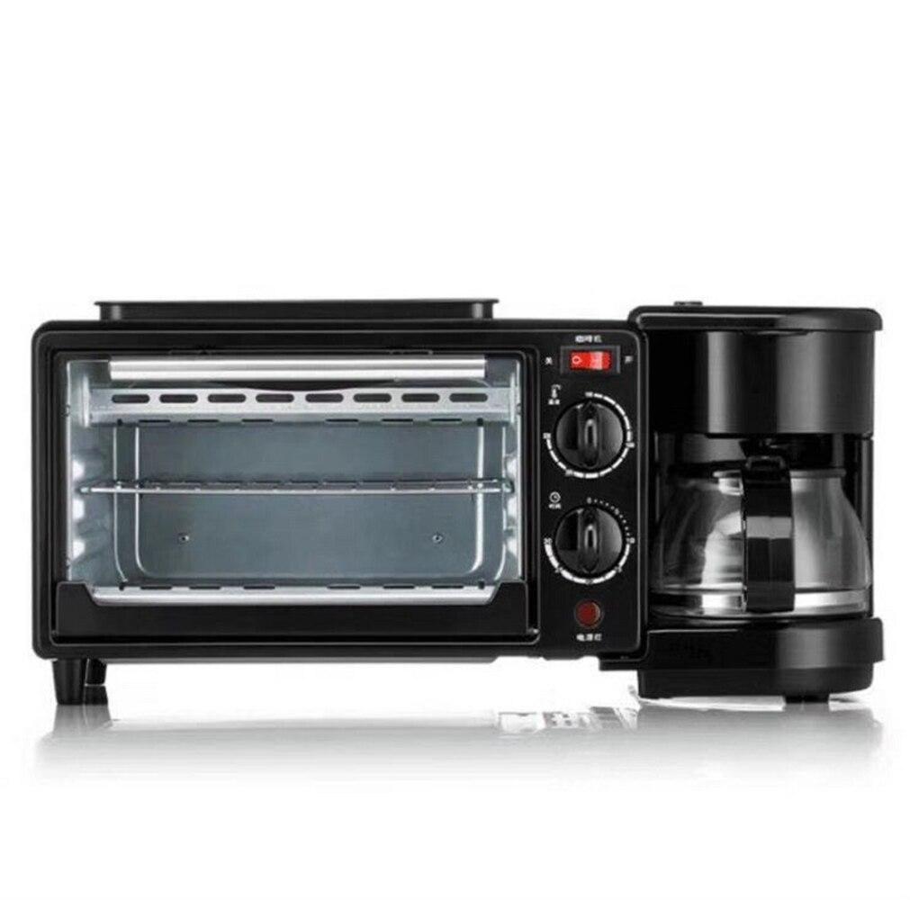 Famille dépenses multifonction trois-en-un petit déjeuner machine électrique four machine à café fabricants vente directe