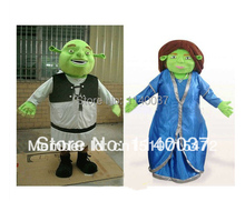 factory wholesale man and woman Mascot costume Cartoon Character Fancy Dress Fine Outfit Suit