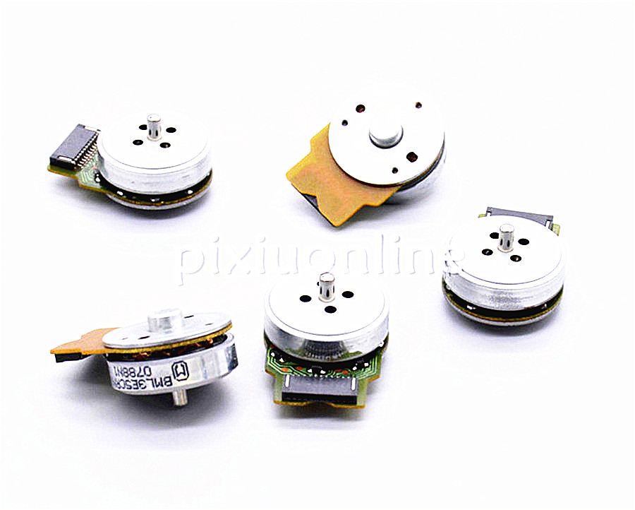 5pcs/pack DS745 Three-phrase External Rotor Electrica Machine Brushless Hall Sensor DC Motor Free Russia Shipping