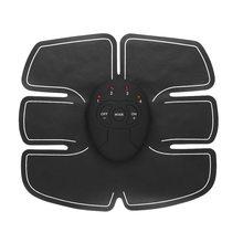 Электрический стимулятор мышц Smart фитнес для мышц пресса тренер EMS Беспроводной Вес наклейки потеря унисекс пояс для похудения
