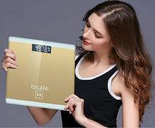 Human body electronic weighing household scale accurate adult health free shipping