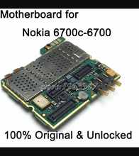 Work test before shipping Motherboard Nokia For nokia 6700 6700c original motherboard for Nokia 6700 classic Logic Board