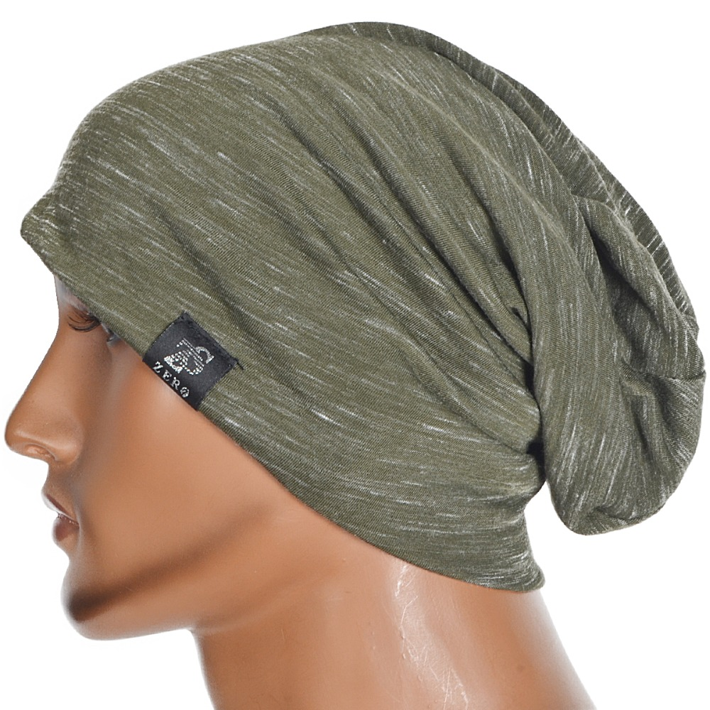 092bb8ed466be Men Thin Beanie Hat Skullcap Cool Thin Summer Cap Striped Printed Hat  FORBUSITE-in Skullies   Beanies from Apparel Accessories on Aliexpress.com
