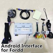 Plug & Play все-в-одном Android 6,0 автомобиль gps-навигатор для Ford Sync3 с зеркалированием телефона, авто игры, Android авто и т. д.