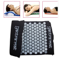 Massage Relaxation Health Care Massager cushion Acupressure Mat Relieve Stress Pain Acupuncture Spike Yoga Mat  (no pillow)