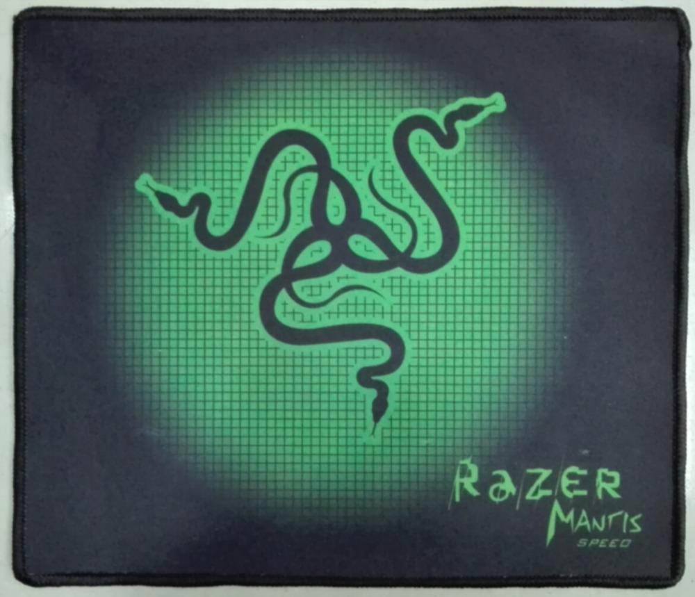 Razer Mouse Pad Gaming Mouse Mat Style 290*250*2 mm Size