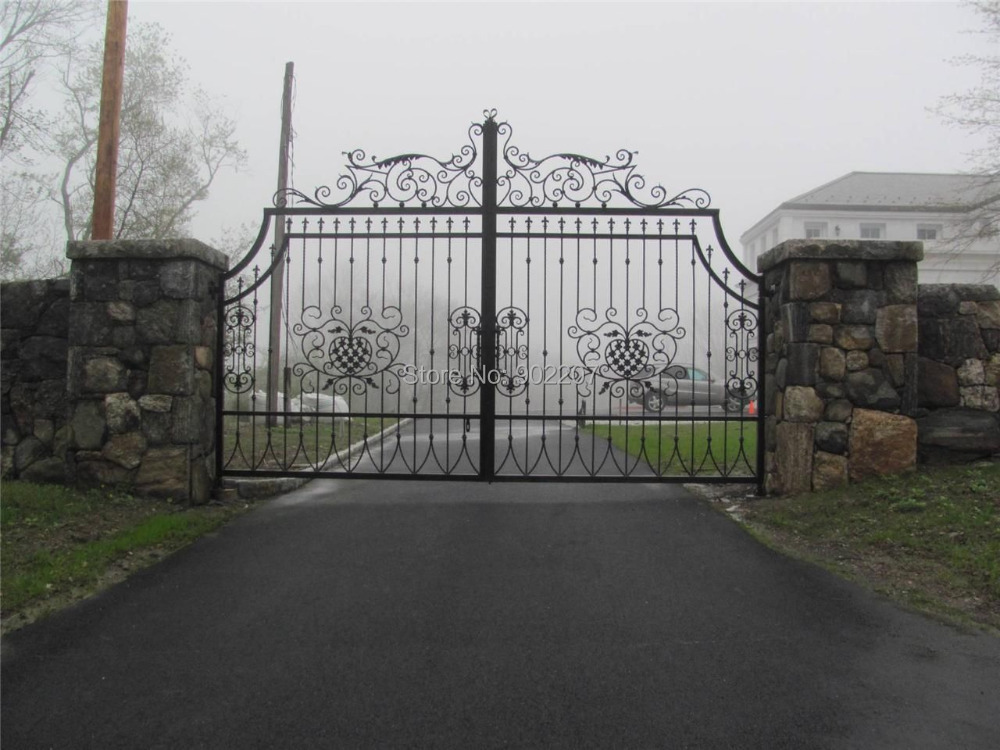 Online buy wholesale driveway gates from china