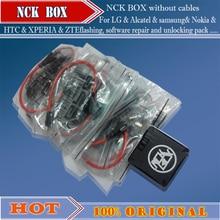 Новейшие NCK Box для LG, Alcatel, Samsung, Huawei и другие устройства «мигает, ремонт программного обеспечения и разблокировки