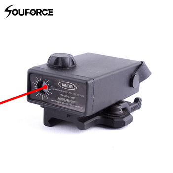 Tactical Red/Green Laser Sight with Quick Detach Adjustable Laser Pointer for Hunting