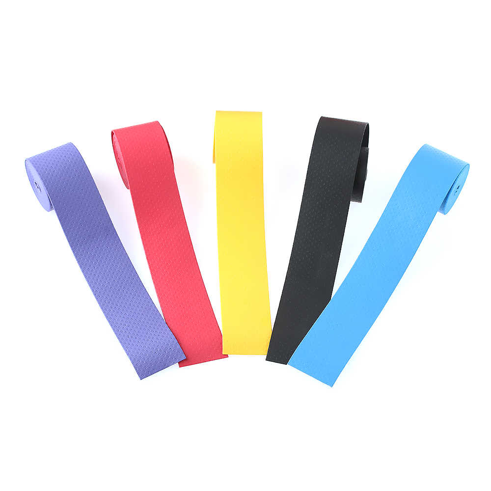 1 PC Fishing Skidproof Sweat Band grip Tennis Racket Overgrips Anti-skid Sweat tape Absorbed Wraps Badminton Racquet OverGrip