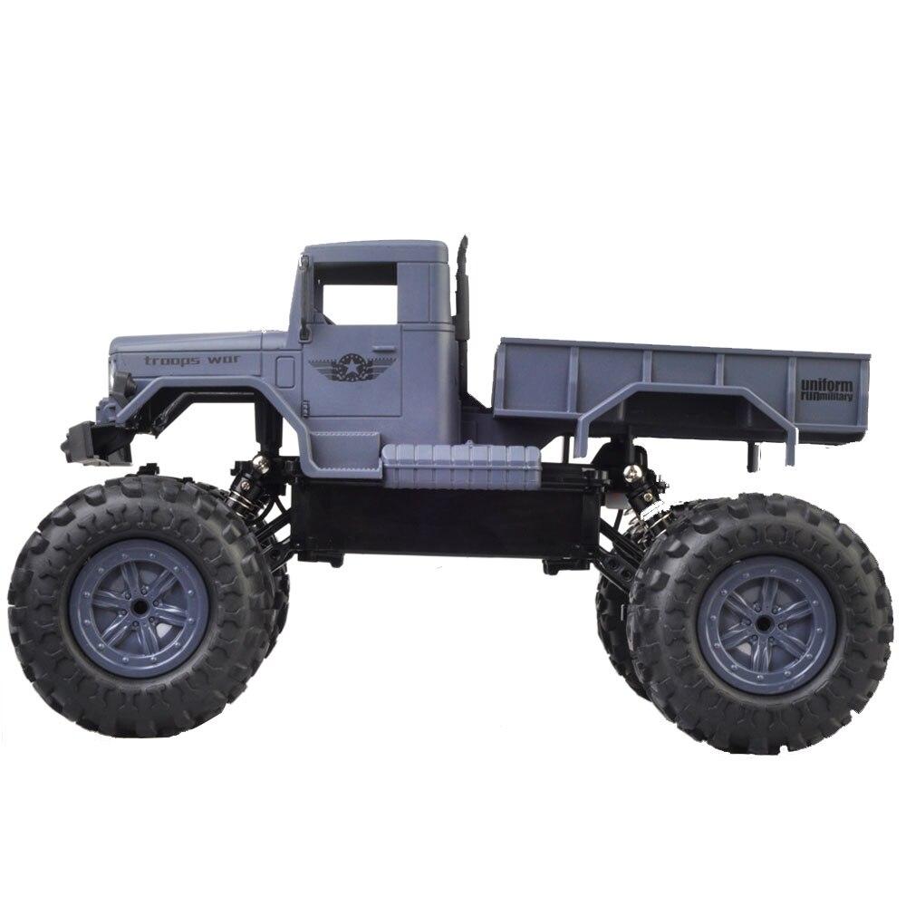 1/12 Waterdichte RC Crawler Desert Truck Auto RTR Afstandsbediening Model Off Road RC Truck Voertuig Speelgoed - 6