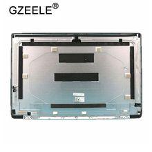 GZEELE الجديد لـ Dell XPS 9550 9560 الدقة 5510 5520 M5510 M5520 LCD الغطاء الخلفي الخلفي غطاء J83X5 0J83X5 غطاء فضي