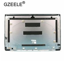 GZEELE New For Dell XPS 9550 9560 Precision 5510 5520 M5510 M5520 LCD Back Rear Cover Lid J83X5 0J83X5 silver top case shell