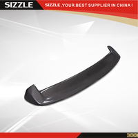 3D Style Carbon Fiber Rear Window Spoiler For BMW 1 Series F20 116i 118i 125i 2012 2013 2014 2015 On