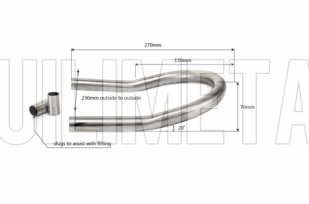 new stainless steel customs cafe racer seat frame hoop